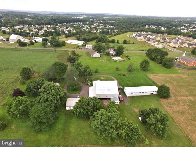 495 Trumbauersville Road, QUAKERTOWN, PA 18951 (#PABU2009980) :: VSells & Associates of Compass