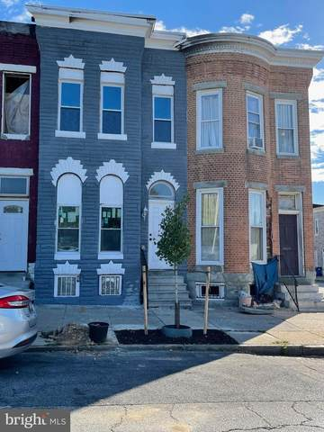 1303 N Patterson Park Avenue, BALTIMORE, MD 21213 (#MDBA2015694) :: Integrity Home Team