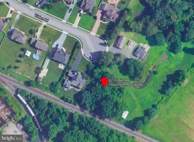 62 Tilden Road, THOROFARE, NJ 08086 (#NJGL2005882) :: Daunno Realty Services, LLC