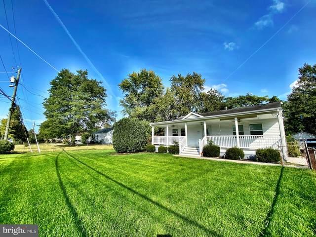 8011 Old Centreville Road, MANASSAS, VA 20111 (#VAPW2010720) :: Corner House Realty