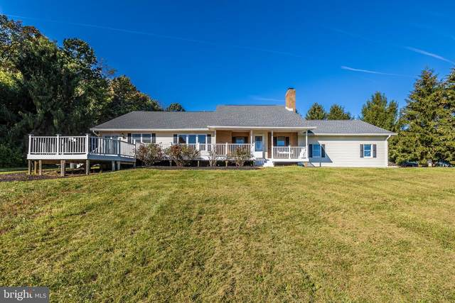 4734 Crossrd Schoolhouse Road, MANCHESTER, MD 21102 (#MDCR2003172) :: Corner House Realty