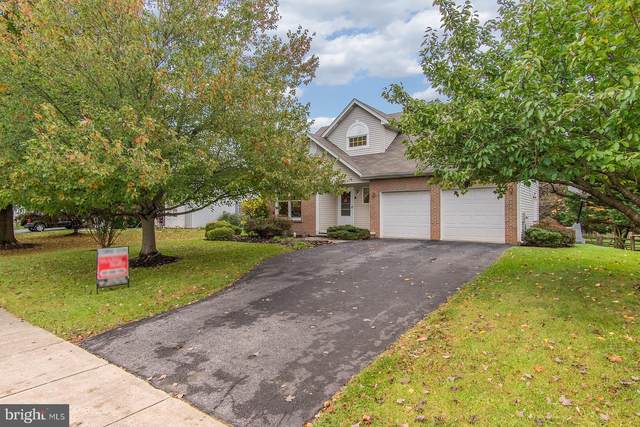 282 Maplewood Place, WALKERSVILLE, MD 21793 (#MDFR2007334) :: Berkshire Hathaway HomeServices PenFed Realty