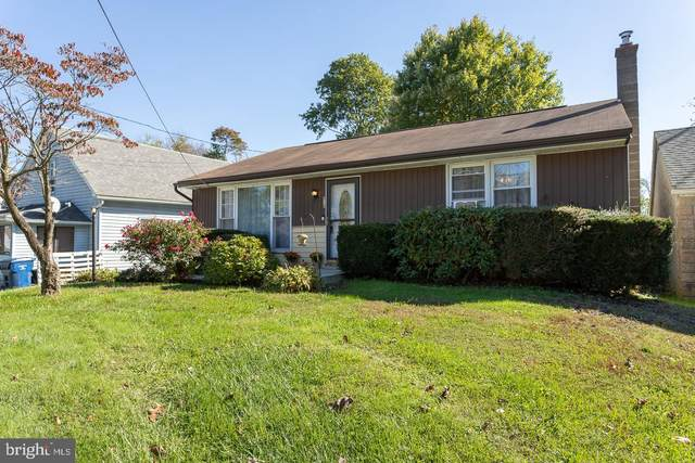 919 High Street, COATESVILLE, PA 19320 (#PACT2009416) :: Tom Toole Sales Group at RE/MAX Main Line