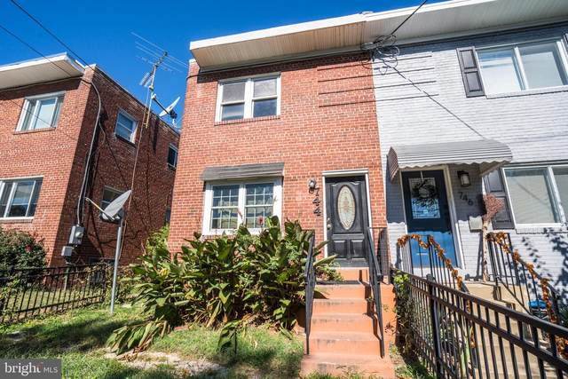 744 Kennedy Street NE, WASHINGTON, DC 20011 (#DCDC2017760) :: The Putnam Group