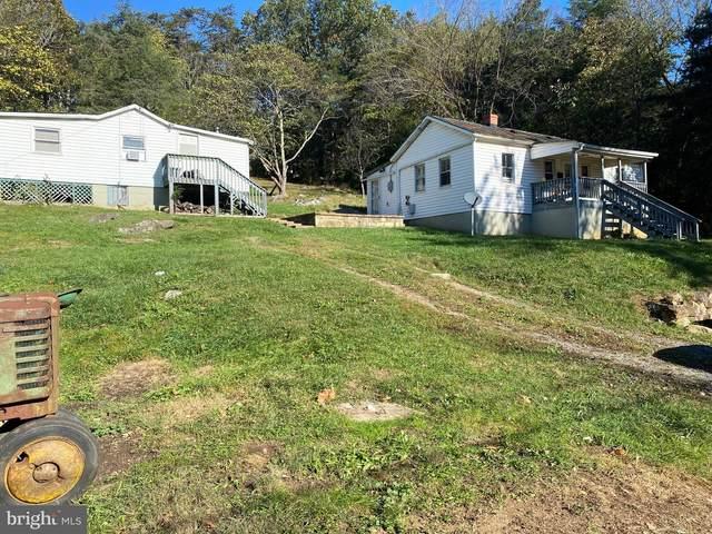 1497 Stonewall Jackson Highway, BENTONVILLE, VA 22610 (#VAWR2001120) :: The Casner Group