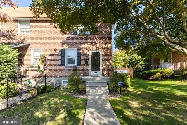 405 Alexander Avenue, DREXEL HILL, PA 19026 (#PADE2009468) :: Tom Toole Sales Group at RE/MAX Main Line
