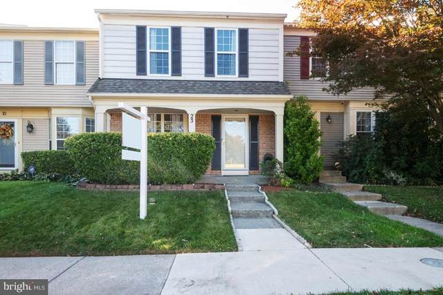 23 Silentwood Court, OWINGS MILLS, MD 21117 (#MDBC2013942) :: The Redux Group