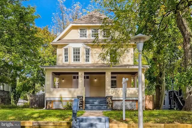 3502 Powhatan Avenue, BALTIMORE, MD 21216 (#MDBA2015742) :: VSells & Associates of Compass