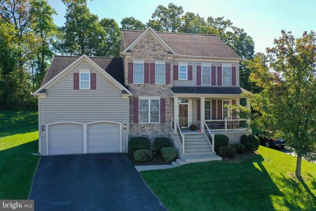 719 Connolly Drive, RED LION, PA 17356 (#PAYK2007800) :: McClain-Williamson Realty, LLC.