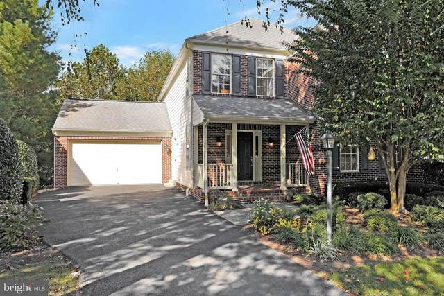 6820 Cherry Tree Court, NEW MARKET, MD 21774 (#MDFR2007370) :: The Sky Group