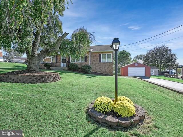 2908 Bradley Avenue, DALLASTOWN, PA 17313 (#PAYK2007802) :: Flinchbaugh & Associates