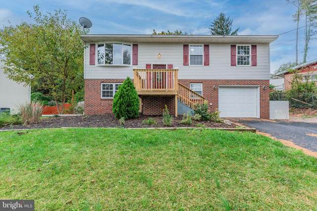 108 Pleasant View Terrace, NEW CUMBERLAND, PA 17070 (#PAYK2007814) :: McClain-Williamson Realty, LLC.