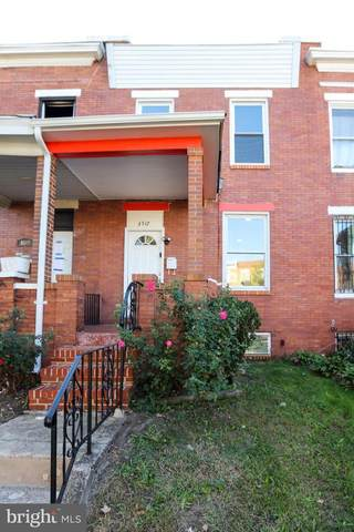 3517 E Fayette Street, BALTIMORE, MD 21224 (#MDBA2015786) :: The Gus Anthony Team