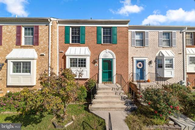 14 Silverton Court, COCKEYSVILLE, MD 21030 (#MDBC2013992) :: The Maryland Group of Long & Foster Real Estate