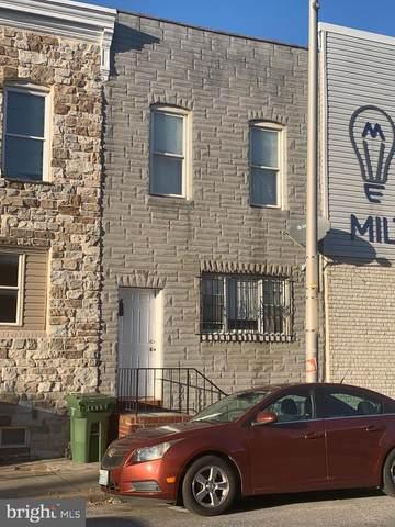 3616 E Lombard Street, BALTIMORE, MD 21224 (#MDBA2015806) :: Jim Bass Group of Real Estate Teams, LLC
