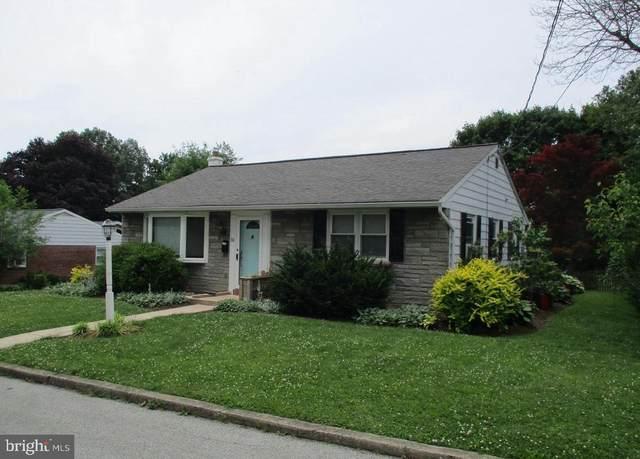 51 Washington Street, STRASBURG, PA 17579 (#PALA2006768) :: The Heather Neidlinger Team With Berkshire Hathaway HomeServices Homesale Realty