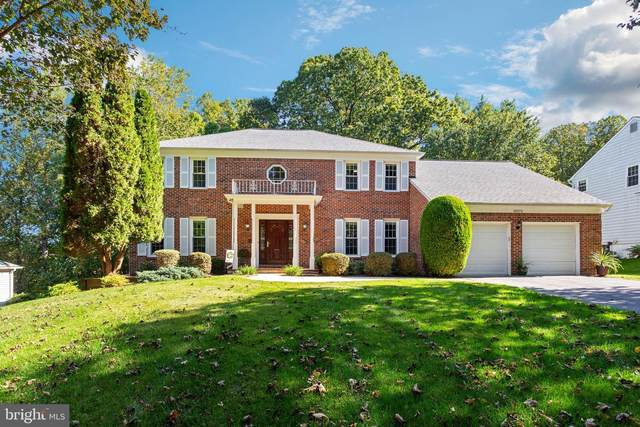 10572 Hunters Way, LAUREL, MD 20723 (#MDHW2006094) :: Real Estate Connection