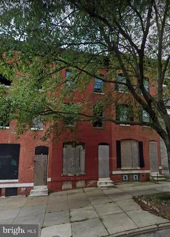 1808 N Bond Street, BALTIMORE, MD 21213 (#MDBA2015818) :: Arlington Realty, Inc.