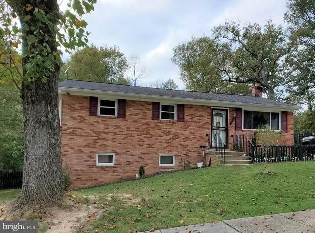 8713 Oakdale Street, FORT WASHINGTON, MD 20744 (#MDPG2015240) :: Keller Williams Realty Centre