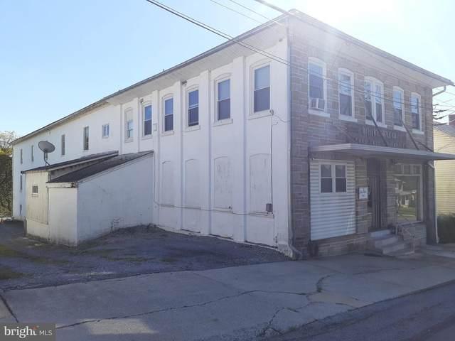 236 W Market Street, JONESTOWN, PA 17038 (#PALN2002036) :: Flinchbaugh & Associates
