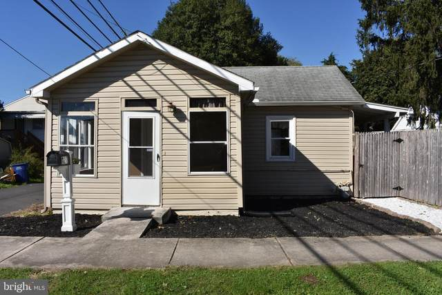 127 Novara Street, NEW CUMBERLAND, PA 17070 (#PAYK2007828) :: TeamPete Realty Services, Inc