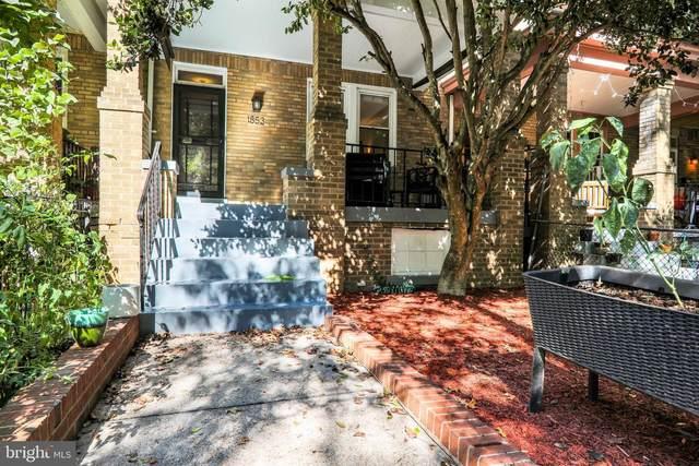 1853 Ingleside Terrace NW, WASHINGTON, DC 20010 (#DCDC2017882) :: Arlington Realty, Inc.