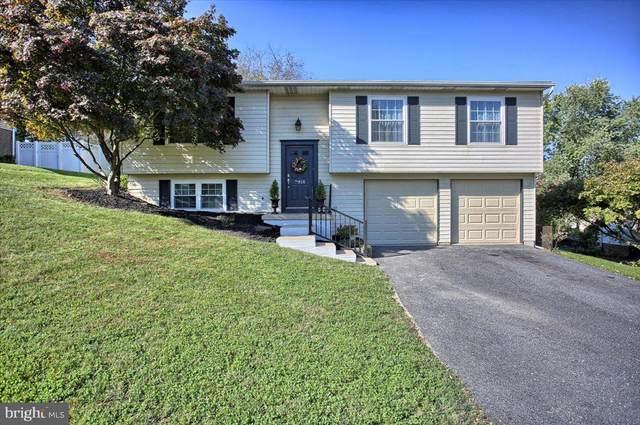 816 Mountain View Street, HARRISBURG, PA 17112 (#PADA2004590) :: McClain-Williamson Realty, LLC.