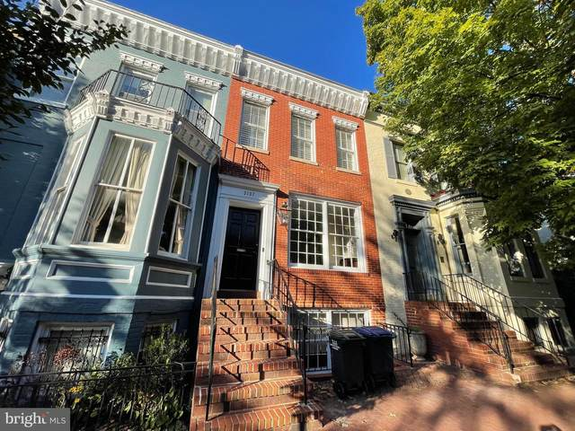 3137 O Street NW, WASHINGTON, DC 20007 (#DCDC2017886) :: Betsher and Associates Realtors