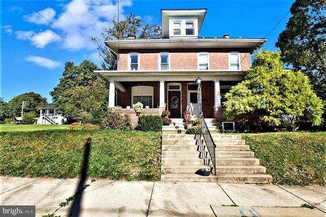 427 Jefferson Street, EAST GREENVILLE, PA 18041 (#PAMC2014326) :: Linda Dale Real Estate Experts