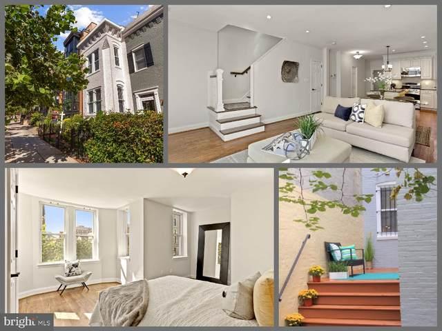 1929 12TH Street NW, WASHINGTON, DC 20009 (#DCDC2017914) :: Dart Homes