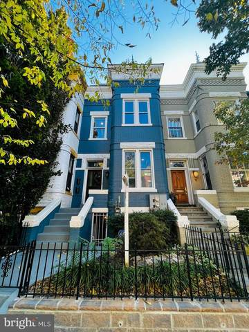 16 R Street NW #2, WASHINGTON, DC 20001 (#DCDC2017918) :: Crossman & Co. Real Estate