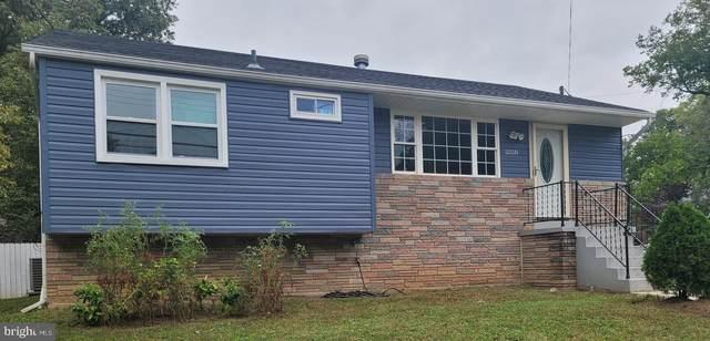 9002 Magnolia Avenue, LANHAM, MD 20706 (#MDPG2015292) :: Dart Homes