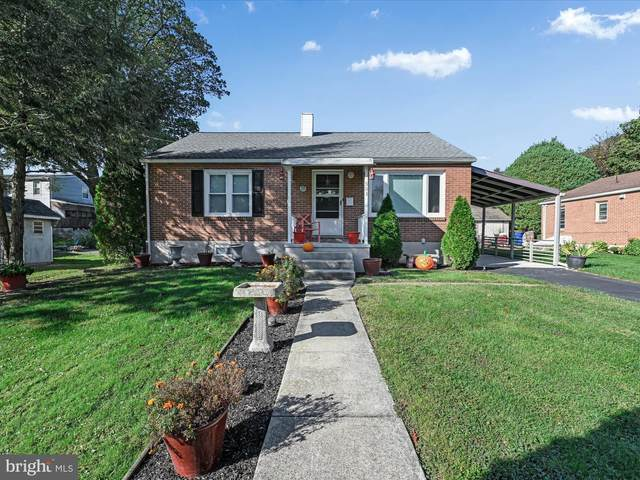 503 West Lawn Avenue, READING, PA 19609 (#PABK2005830) :: Linda Dale Real Estate Experts