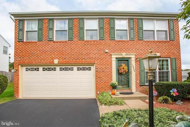 15653 Piedmont Place, WOODBRIDGE, VA 22193 (#VAPW2010814) :: AG Residential