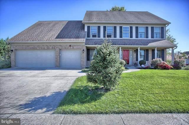 505 Joel Drive, MECHANICSBURG, PA 17050 (#PACB2004074) :: The Joy Daniels Real Estate Group