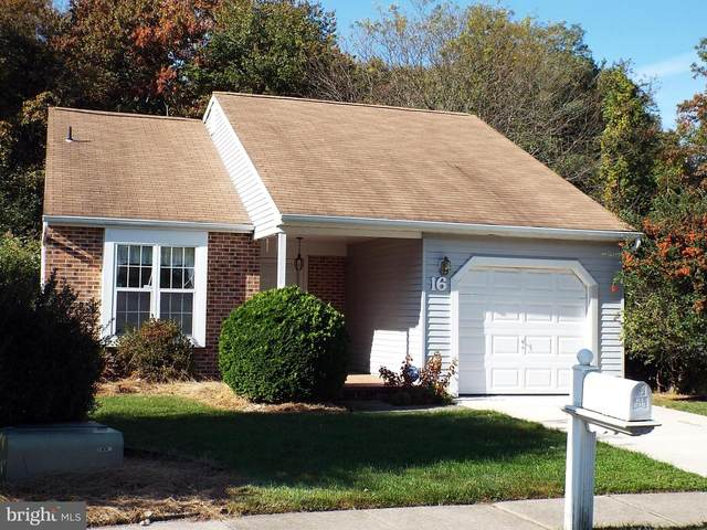 16 Moneta Court, MOUNT LAUREL, NJ 08054 (#NJBL2009374) :: Colgan Real Estate