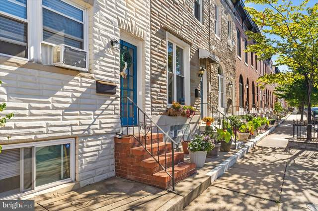 205 S East Avenue, BALTIMORE, MD 21224 (#MDBA2015868) :: The Gus Anthony Team