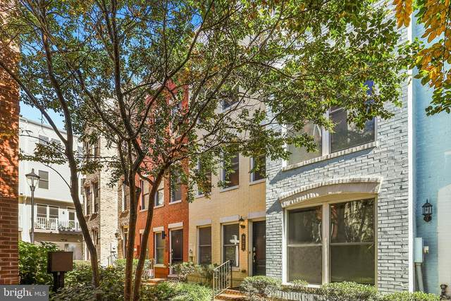 924 4TH Street SE, WASHINGTON, DC 20003 (#DCDC2017968) :: Great Falls Great Homes