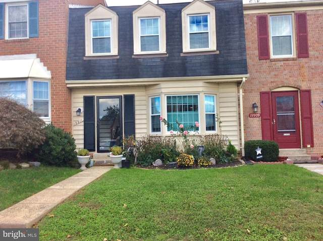 19911 Spur Hill Drive, GAITHERSBURG, MD 20886 (#MDMC2020192) :: Betsher and Associates Realtors