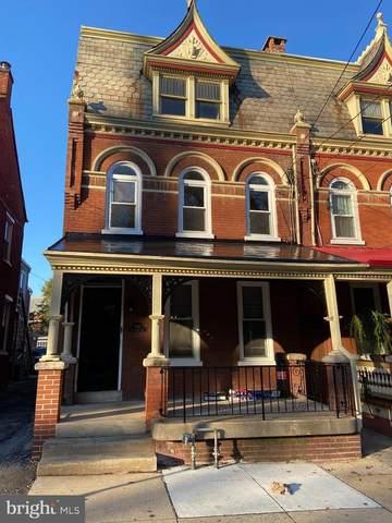 341 W Walnut Street, LANCASTER, PA 17603 (MLS #PALA2006810) :: PORTERPLUS REALTY