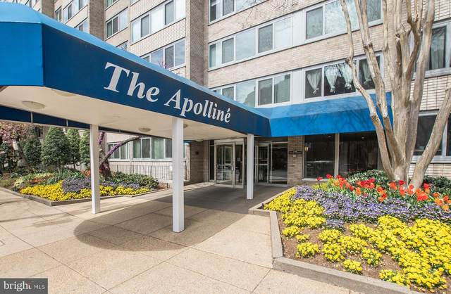 1330 New Hampshire Avenue NW #217, WASHINGTON, DC 20036 (#DCDC2017978) :: The Putnam Group