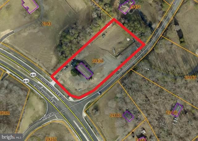 721 Courthouse Road, STAFFORD, VA 22554 (#VAST2004410) :: The Riffle Group of Keller Williams Select Realtors