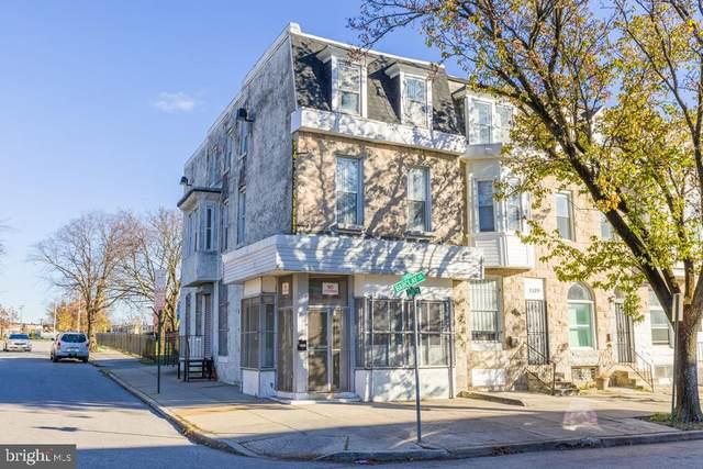 2331 Barclay Street, BALTIMORE, MD 21218 (#MDBA2015884) :: Dart Homes