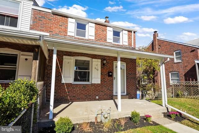 610 Darby Road, RIDLEY PARK, PA 19078 (MLS #PADE2009588) :: Kiliszek Real Estate Experts