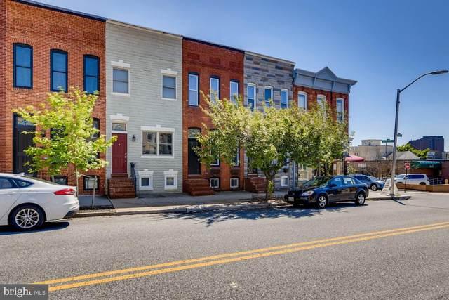 2813 Hudson Street, BALTIMORE, MD 21224 (#MDBA2015886) :: New Home Team of Maryland