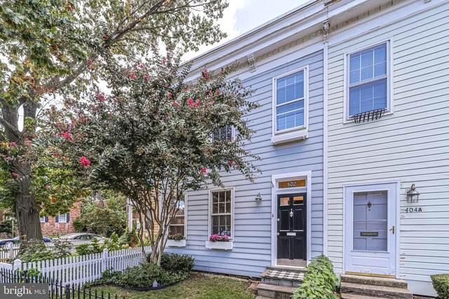 402 N Payne Street, ALEXANDRIA, VA 22314 (#VAAX2004844) :: Arlington Realty, Inc.