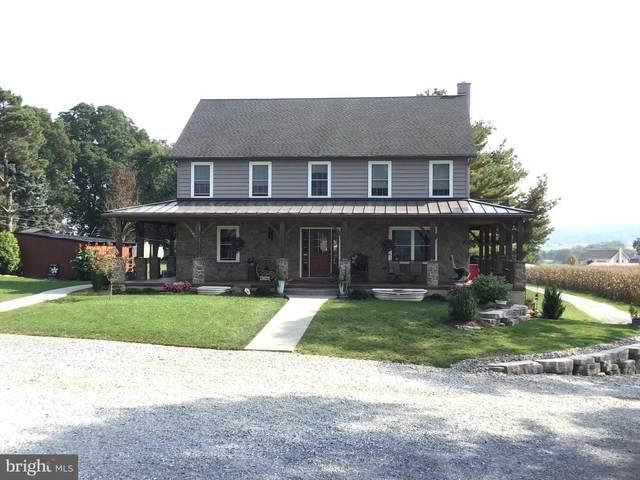 95 Quarry Road, PARADISE, PA 17562 (#PALA2006832) :: McClain-Williamson Realty, LLC.