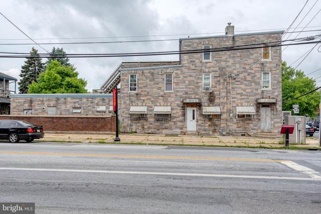 902 N Queen Street, LANCASTER, PA 17603 (#PALA2006834) :: Flinchbaugh & Associates