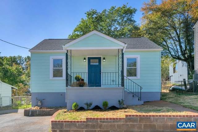 214 Palatine Ave, CHARLOTTESVILLE, VA 22902 (#623449) :: McClain-Williamson Realty, LLC.