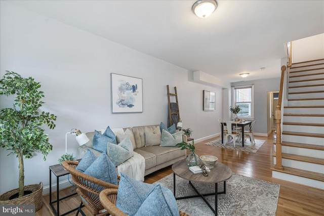626 S Montford Avenue, BALTIMORE, MD 21224 (#MDBA2015890) :: The Dailey Group